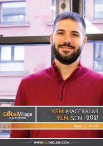 2021 GV Turkish Brochure (Cover)